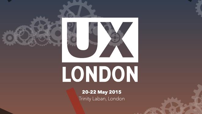 UX London 2015
